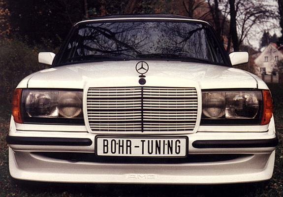 Photos Of Mercedes Benz E Klasse By Bohr Tuning W123