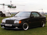 Pictures of AMG 300 CE UK-spec (C124) 1988–91