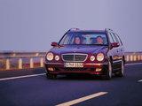 Pictures of Mercedes-Benz E 270 CDI Estate (S210) 1999–2002