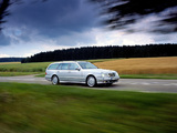 Pictures of Mercedes-Benz E 55 AMG Estate (S210) 1999–2002