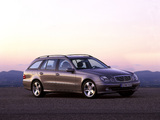Pictures of Mercedes-Benz E 320 Estate (S211) 2002–06