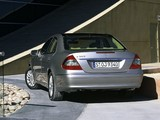 Pictures of Mercedes-Benz E 350 (W211) 2006–09
