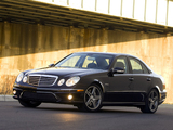 Pictures of Mercedes-Benz E 63 AMG US-spec (W211) 2007–09