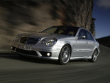 Pictures of Mercedes-Benz E 63 AMG (W211) 2007–09
