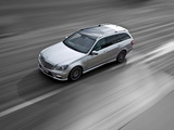 Pictures of Mercedes-Benz E 63 AMG Estate (S212) 2009–11