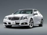 Pictures of Mercedes-Benz E 350 BlueTec JP-spec (W212) 2009–12