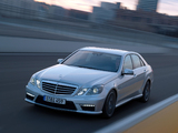 Pictures of Mercedes-Benz E 63 AMG (W212) 2009–11