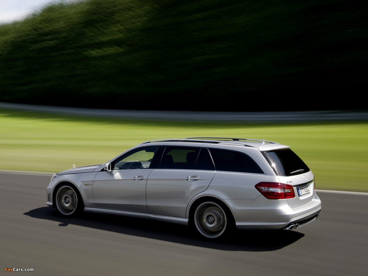 Pictures Of Mercedes Benz E 63 Amg Estate S212 2009 11