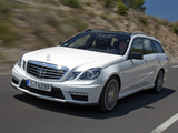 Pictures of Mercedes-Benz E 63 AMG Estate (S212) 2011–12