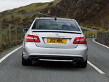 Pictures of Mercedes-Benz E 63 AMG UK-spec (W212) 2012