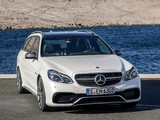 Pictures of Mercedes-Benz E 63 AMG S-Model Estate (S212) 2013