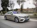 Pictures of Mercedes-Benz E 300 AMG Line Coupé (C238) 2017