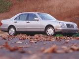 Pictures of Mercedes-Benz E-Klasse (W210) 1995