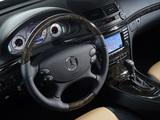 Mercedes-Benz E 320 CDI Estate (S211) 2006–09 wallpapers