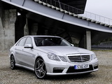 Mercedes-Benz E 63 AMG (W212) 2009–11 wallpapers