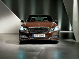 Mercedes-Benz E 350 CGI (W212) 2009–12 wallpapers