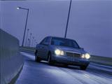 Mercedes-Benz E-Klasse (W210) 1995 wallpapers