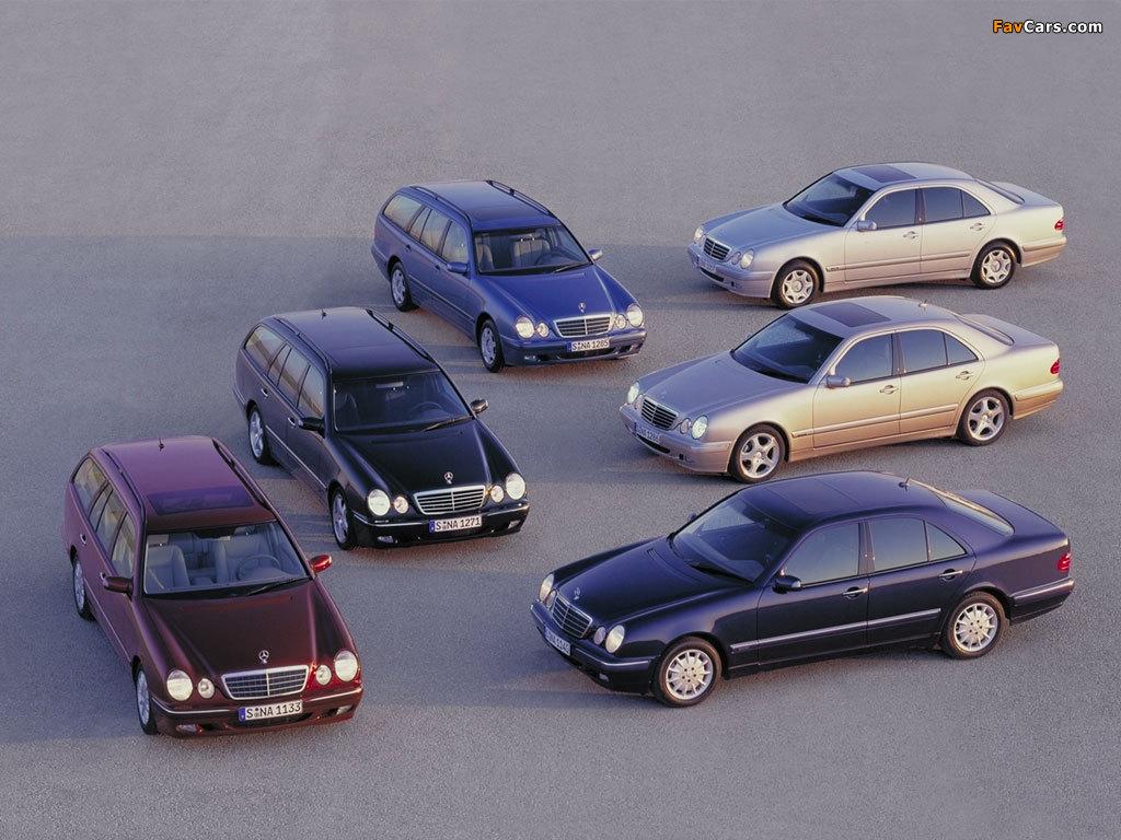 подержанные автомобили мерседес с фото