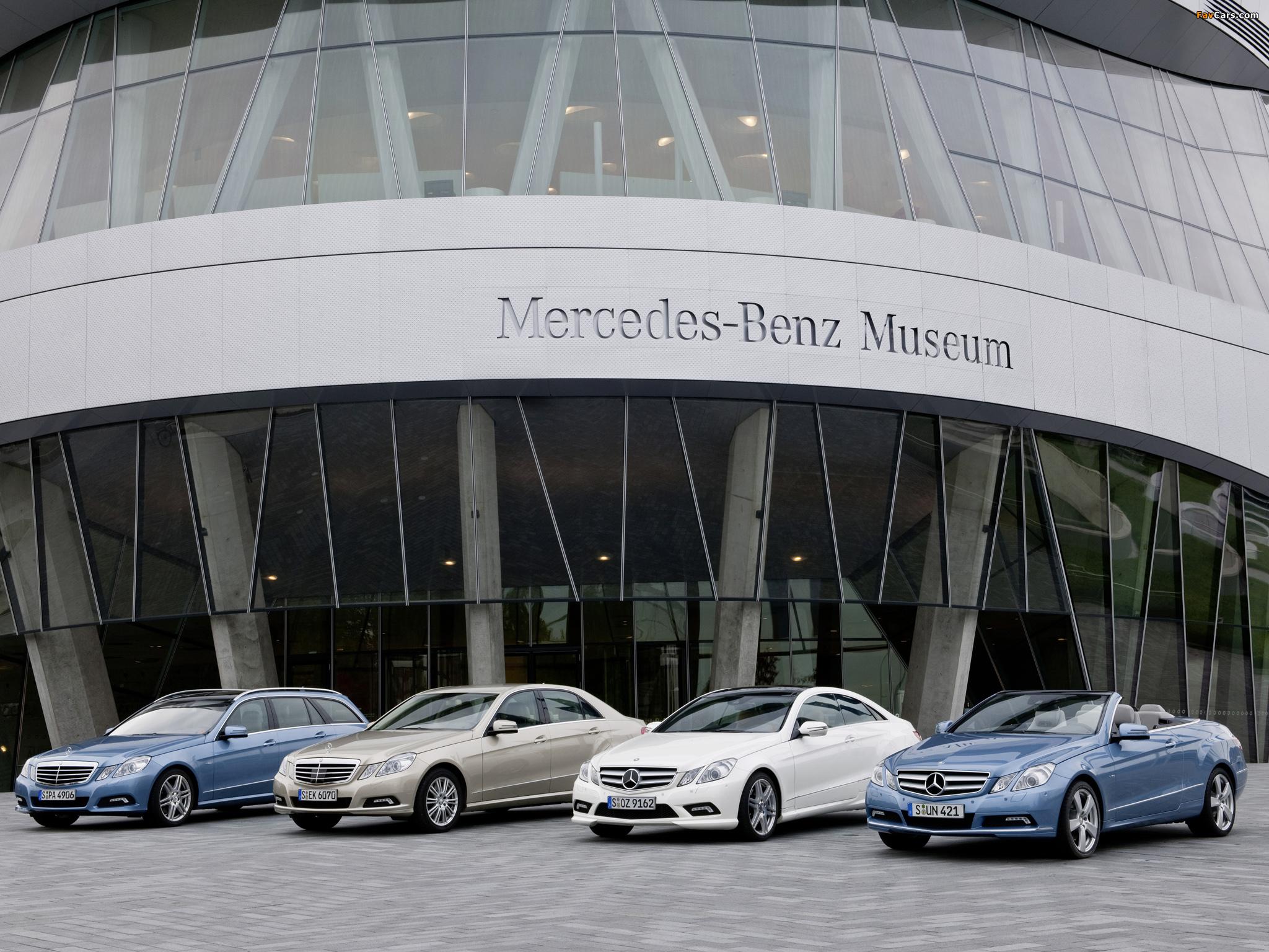 Mercedes-Benz завод бесплатно
