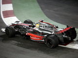 Images of McLaren Mercedes-Benz MP4-23 2008