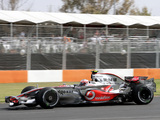 McLaren Mercedes-Benz MP4-23 2008 photos