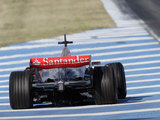 McLaren Mercedes-Benz MP4-23 2008 pictures
