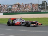 McLaren Mercedes-Benz MP4-25 2010 images