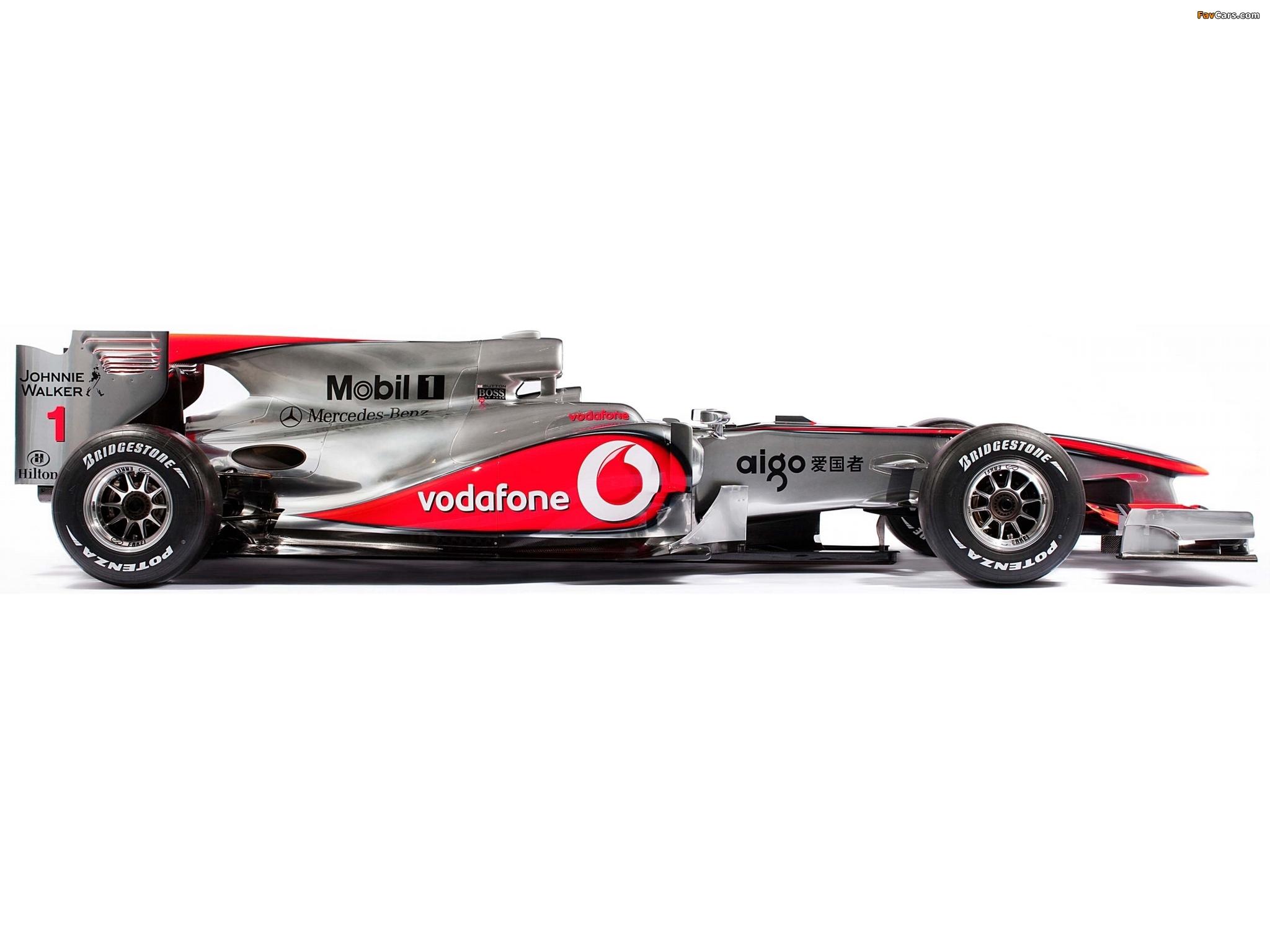 Mclaren mercedes benz mp4 25 2010 pictures 2048x1536 for Mercedes benz formula 1