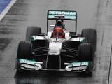 Mercedes GP MGP W03 2012 images