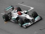 Mercedes GP MGP W03 2012 wallpapers