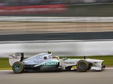 Mercedes GP MGP W04 2013 wallpapers