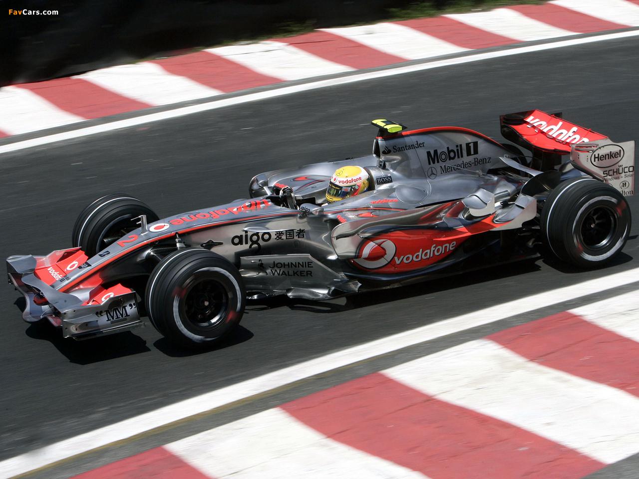 Lewis Hamilton Cars  Mclaren