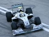 Photos of Mercedes GP MGP W01 2010