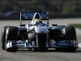 Photos of Mercedes GP MGP W02 2011