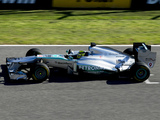 Photos of Mercedes GP MGP W04 2013
