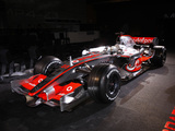 Pictures of McLaren Mercedes-Benz MP4-23 2008