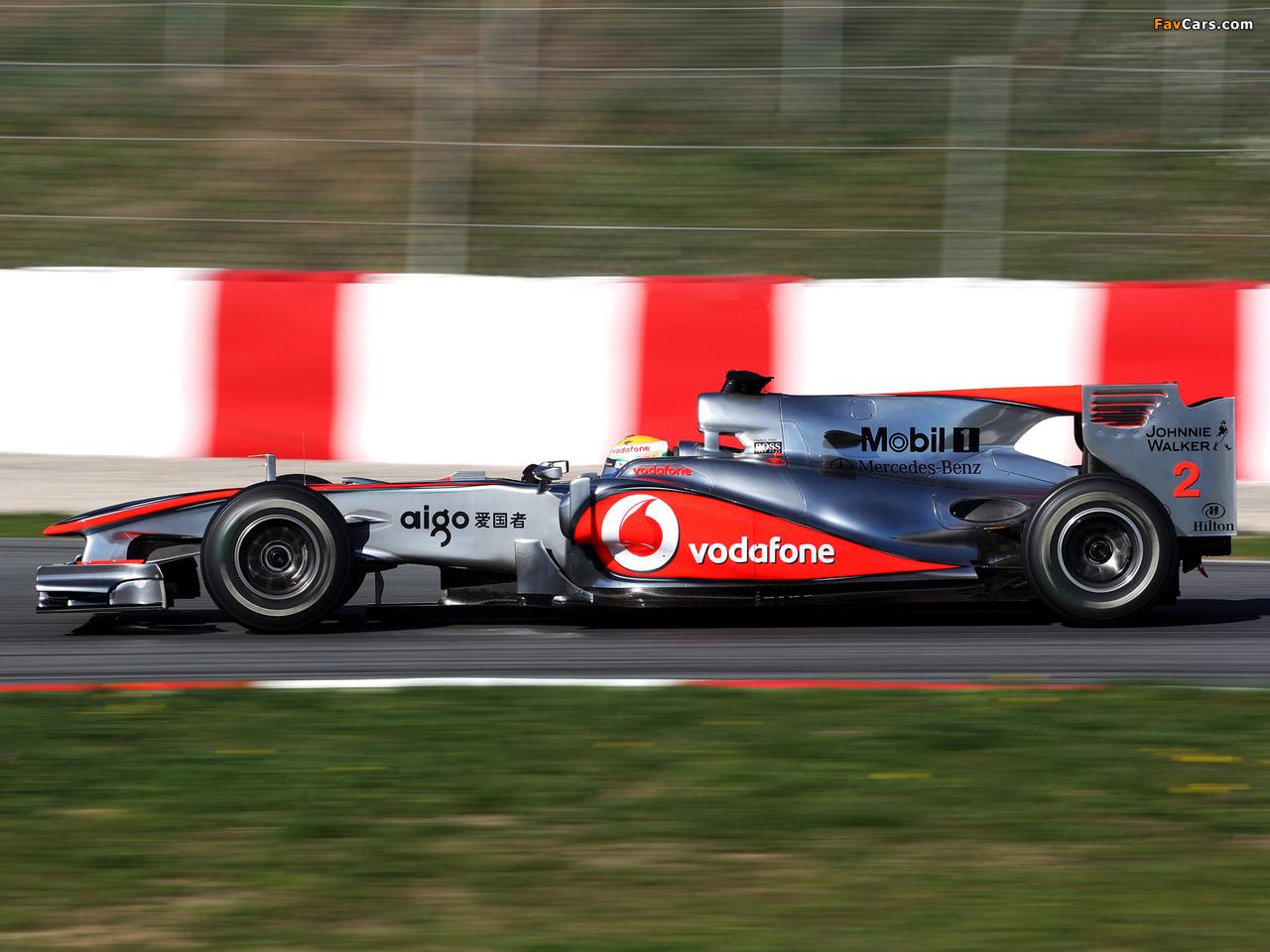 Mclaren mercedes benz mp4 25 2010 wallpapers 1280x960 for Mercedes benz formula 1