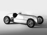 Images of Mercedes-Benz Formula Racing Car (W25) 1934