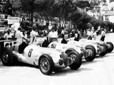 Images of Mercedes-Benz Formula Racing Car (W125) 1937