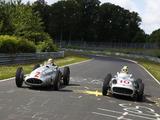 Images of Mercedes-Benz Formula Racing Car