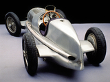Mercedes-Benz Formula Racing Car (W25) 1934 photos
