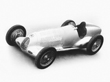 Mercedes-Benz Formula Racing Car (W25) 1934 pictures