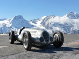 Mercedes-Benz Formula Racing Car (W125) 1937 images