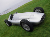 Mercedes-Benz Formula Racing Car (W165) 1939 wallpapers