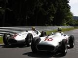 Mercedes-Benz Formula Racing Car photos