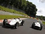 Mercedes-Benz Formula Racing Car pictures