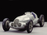 Mercedes-Benz Formula Racing Car (W125) 1937 wallpapers
