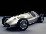 Mercedes-Benz Formula Racing Car (W165) 1939 photos