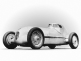 Photos of Mercedes-Benz Record Racing Sedan (W25) 1934