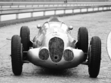 Photos of Mercedes-Benz Formula Racing Car (W125) 1937